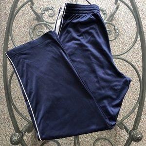 Nike Basketball Men's Sweatpants Blue Size L
